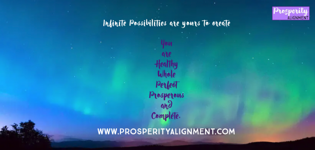 Prosperity Alignment 💜 Alana Heim