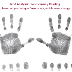 Hand Reading Offer with Hand Prints image